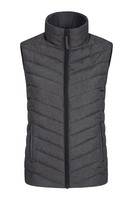 Mountain Warehouse Womens Windemere Padded Gilet - Grey